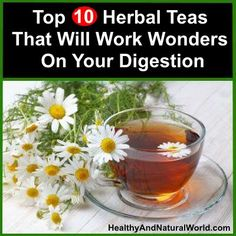 Top 10 Herbal Teas That Will Work Wonders On Your Digestion.    http://www.tealightfultea.net/1140/shop/PRODUCTDETAIL.aspx?prod=T22862