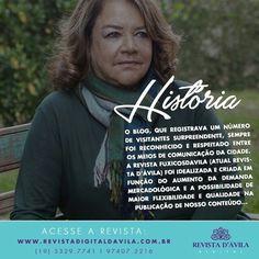 Conheça mais sobre a Revista D'Ávila parte 2!