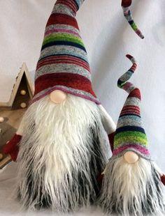 Décoration de Gnome nordique Nisse Woodland suédois Nisse