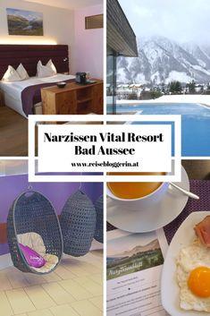 Ein Kurzurlaub im Narzissen Vital Resort Bad Aussee #badaussee Reisen In Europa, Trekking, Bad, Wellness, Camping, Tricks, Hotels, Fun Places To Go, Daffodils