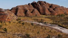 Park Narodowy Purnululu (Australia)