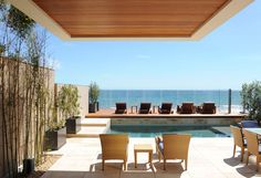 Beach House, Malibu, Safdie Rabines Architects