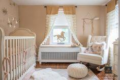 Rustic and Elegant Nursery - Project Nursery