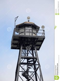 Image result for  prison guard tower San Francisco California, Water Tower, Towers, Prison, China, Windows, Signs, Architecture, Building