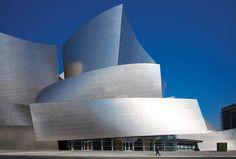 Walt Disney Concert Hall by Frank Gehry.DBOX 2007