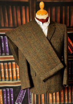 The Official Tweed Appreciation Thread Mens Tweed Suit, Tweed Waistcoat, Mens Suits, Suit Fashion, Mens Fashion, Fashion 2016, Fashion Tips, Style Fashion, Latest Fashion