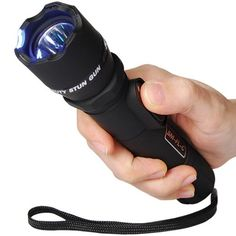 The Covert Stun Master Stun Gun Flashlight is a great addition to your arsenal for self defense. If you, or anyone, was to just look at this stun gun, they would think it's simply an ordinary flashlight thanks to the hidden probes. So what you really have is a three in one. 1-stun gun 2-flashlight 3-baton. It has two methods to recharge. It can be charged on the go with the cigarette lighter adapter and also can be charged with the supplied wall charger. For only $28.00