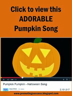 This blog has lots of free teaching ideas for Halloween.  Students love this Halloween song! There is also a free, printable finger play here as well!
