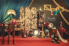 老上海主题婚礼 by Gorgeous華麗邂逅婚禮策劃-中华婚庆网 -