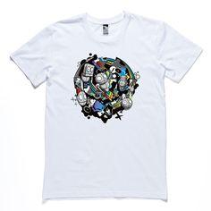 Robot World T-Shirt