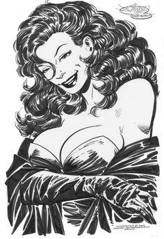She-Hulk by John Byrne.