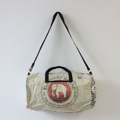 Elephant Travel Bag (Recycled Eco Bags) $50.00