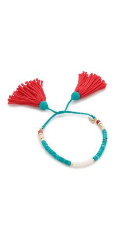 Aurelie Bidermann Beaded Bracelet | SHOPBOP