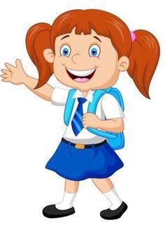 Preschool Worksheets, Preschool Learning, Beginning Of School, Pre School, Cartoon Kids, Cartoon Images, School Bus Crafts, Animation Schools, Art Classroom Management