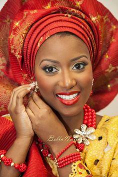 Antonia & Stanley | Yoruba & Igbo Nigerian Wedding | BellaNaija 008