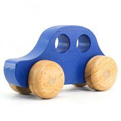 Ahşap Araba (Sedan)