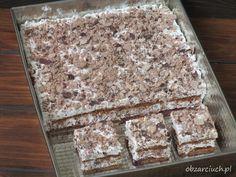 Ciasto Grzesiek bez pieczenia - Obżarciuch Instant Pot Dinner Recipes, Bread, Cooking, Food, Gastronomia, Kitchen, Eten, Bakeries, Meals