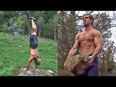 ALL MUSCLE GROUPS Workout Routines | 20+ Exercises (Nature & Wilderness Workout MOTIVATION) - YouTube