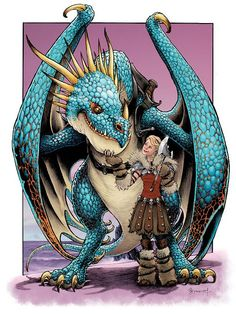 How to Train Your Dragon - Astrid by Daniel Govar *