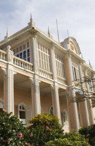 Mindelo Palace, Mindelo, Sao Vicente, Cape Verde