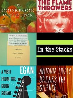 In the Stacks picks the Top 5 Literary Books Librarians Love http://www.inthestacks.tv/2016/01/top-5-picks-literary-books/
