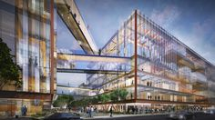 SHoP Unveils Plans for New Uber Headquarters in San Francisco