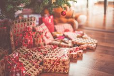 Free Image: Christmas Presents Under Tree | Download more on picjumbo.com!