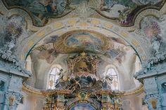 Hochzeit in der Ursulinenkirche in Straubing