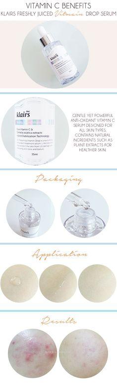 WISHTREND GLAM - http://www.wishtrend.com/glam/vitamin-c-benefits-klairs-freshly-juiced-vitamin-drop-serum-review/