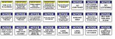 Notice Signs – Download