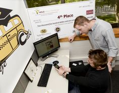 #College Cabs in the Florida State University Student Business Incubator