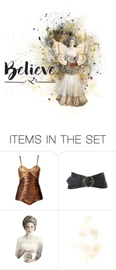"""""""Angel of Time"""" by decoder13 ❤ liked on Polyvore featuring art"""