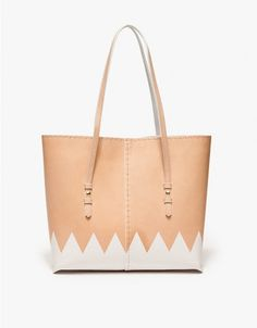 Kuu Collections / Structured Tote Printed