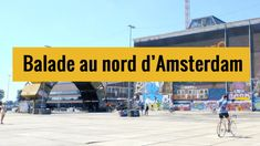 Balade au nord d'Amsterdam Parcs, Street View, Tasting Room, Concert Hall, Nosey People, Modern Buildings, Old Homes, Northan Lights, Black Picture