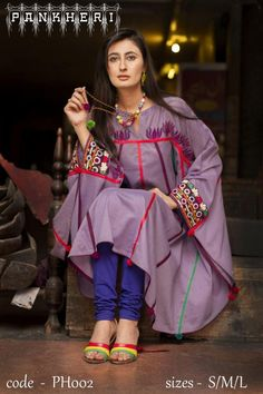 Pankheri Casual Dresses 2013