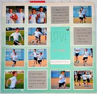 LOVE to Run - Scrapbook.com