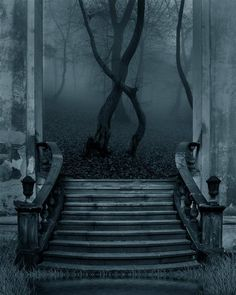 Horror Scene in Photoshop