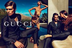 gucci ad spring 2011 - Google Search