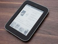 CNET's comprehensive Barnes & Noble Nook Simple Touch with GlowLight coverage includes unbiased reviews, exclusive video footage and E-Book reader buying guides. Compare Barnes & Noble Nook Simple Touch with GlowLight prices, user ratings, specs and more.