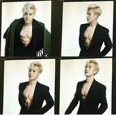 Jackson hot..your abs by kimhyorin29