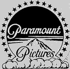 「Paramount Pictures(パラマウント・ピクチャーズ)」ロゴマーク