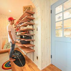California Style, Wine Rack, Cabinet, Retro, Storage, Interior, House, Furniture, Home Decor