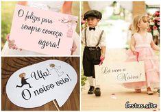 Plaquinhas para Festa de casamento com frase lá vem a noiva Place Cards, Place Card Holders, Wedding Boutonniere, Dream Wedding, Photo Tips, Weddings, Templates