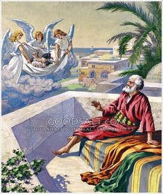 Peter's vision Acts 10:9-23