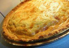Matpaj med valfri fyllning     100 g smör   2 dl pofiber   1 tsk bakpulver   100 g riven ost   1 ägg     Fyllning :   3 dl grädde   3 ägg...