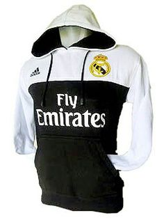 Hoodie Real Madrid size L IDR 165000 CP : +6285710790989