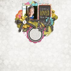 In The Spotlight: Traci Reed :: Loved This Day by Crystal Livesay