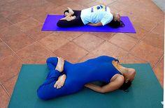 Las posturas de yoga para principiantes Matsyasana (Fish Pose) Matsyasana (Peces Pose)