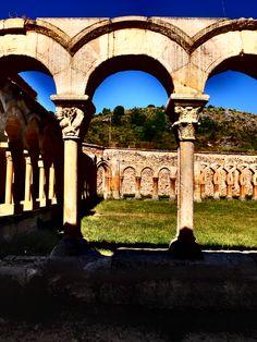 Monasterio de San Juan del Duero.. Soria