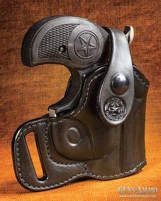 Little Big Shot: Bond Arms Backup Review - Guns & Ammo